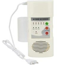 Purificador de ar do gerador do ozônio, filtro portátil bonde do concentrador do oxigênio da esterilização do desodorizador do líquido de limpeza do ar de casa