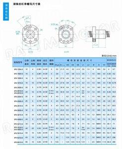 Image 4 - 3set Linear Rails SBR16 L 300/700/1100mm & 3set Ballscrew SFU/RM1605 350/750/1150mm & Nut & 3set BK/B12 & Coupler for CNC Router