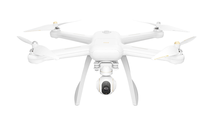 Xiaomi Mi Drone Wifi FPV With 4K/1080P Camera 3-Axis Gimbal RC Quadcopter 2017 new