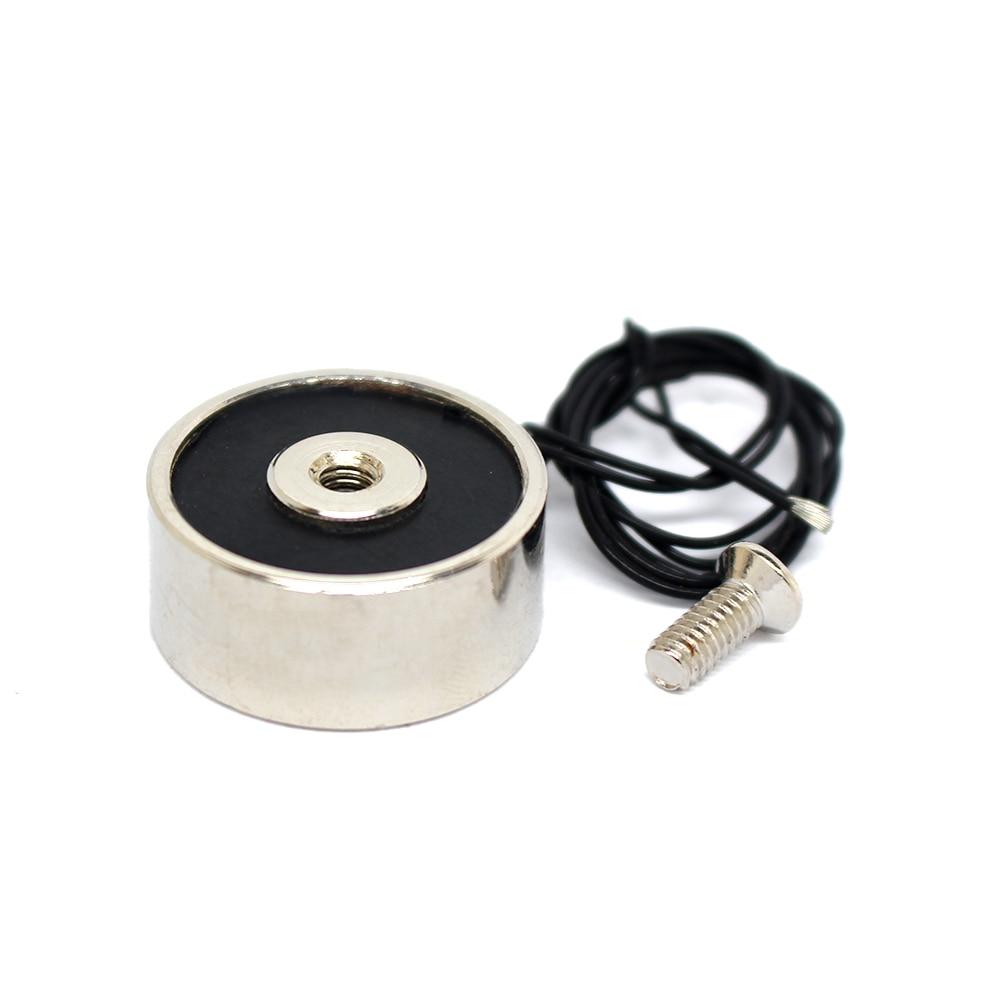 25 11 suction 5KG 50N mini electromagnet solenoid 12v electromagnet 12 volt small electro magnet 24V