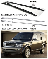 Roof Racks Luggage Rack Bar For Land Rover Discovery 3 LR3 2005 2006 2007 2008 2009 High Quality Aluminum Alloy Car Accessories