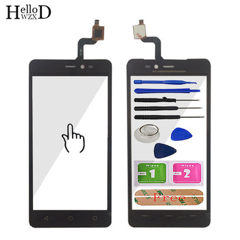 5.0'' Touch Screen Glass For Wiko Freddy Touch Glass Touch Screen Digitizer Panel Touchscreen Front Glass Tools Sensor Adhesive for wiko u feel lite glass wiko u feel go tempered glass on wiko u feel fab screen protector wiko ufeel prime glass 0 26mm film