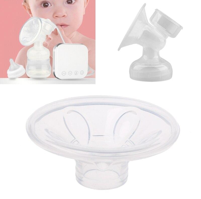 2Pcs Breast Milk Pump Backflow Protector Duckbill Valve Nursing ...