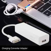 Slim Design léger USB C à 85 W/60 W/45 W Magsafe2 t-head adaptateur convertisseur de charge pour Macbook Pro