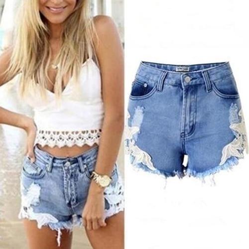 Online Get Cheap Denim Jeans Shorts -Aliexpress.com | Alibaba Group