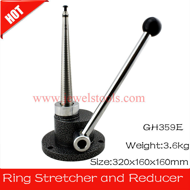 Hot Sale Ring Stretcher and Reducer,4 measurement Scales for EUR US JAPAN HK SIZE,New Style Ring Sizer Making Measurement Tools