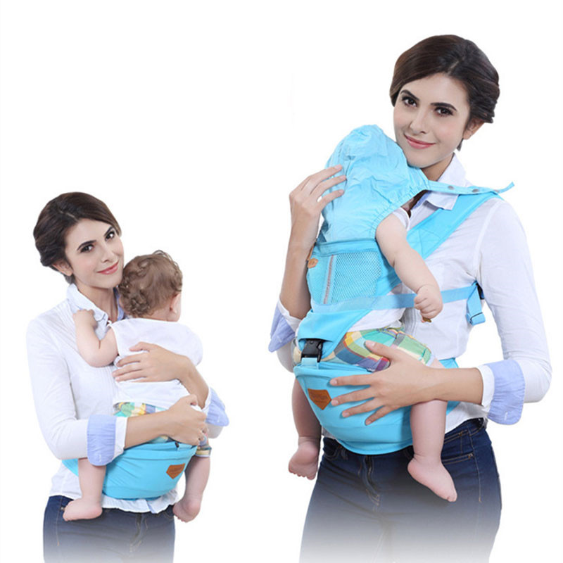 Ergonomic Baby Carrier 0-30 Months Breathable Baby Sling Backpack Assembleable Front Facing Wrap Baby Carrier Pouch Kangaroo Bag brand ergonomic baby carrier breathable front facing infant baby sling backpack pouch wrap baby kangaroo for baby newborn sling