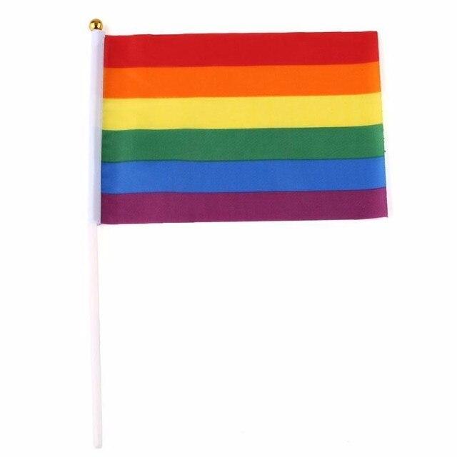 Ленточка радуга геи