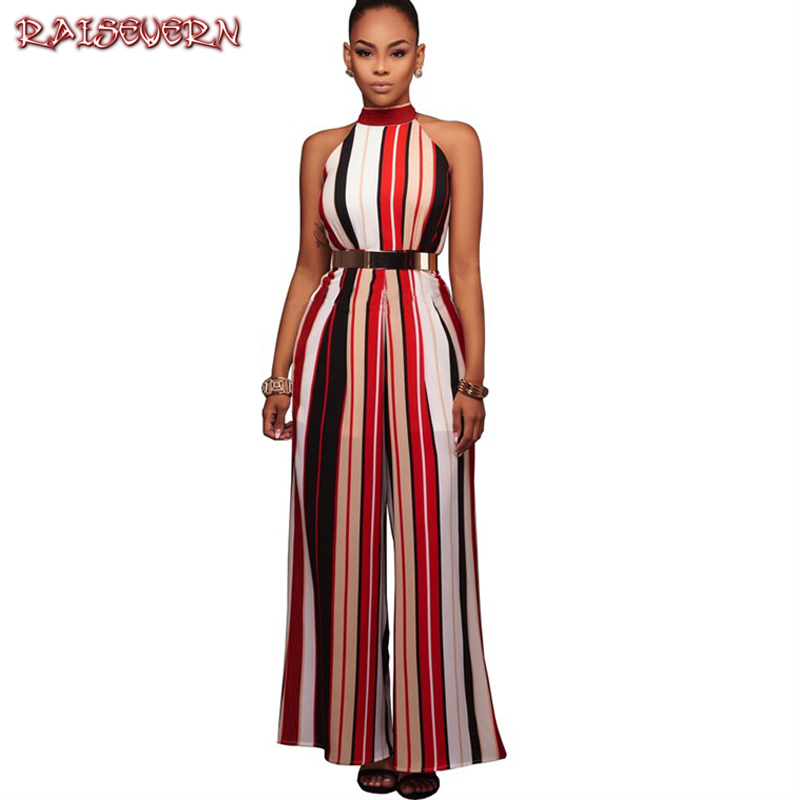 c9bfc9b15bb 2018 Fashion Women One Pieces Suit Jump suit Casual Loose Sexy V-Neck Long  Sleeve Summer ...