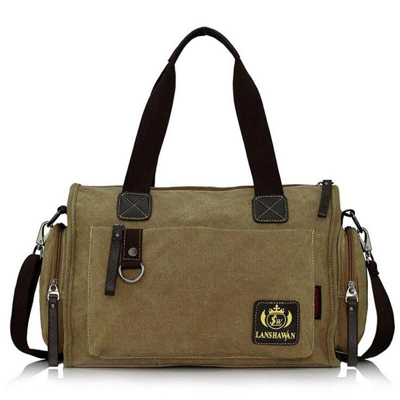Ringed Penguin 2017 new Retro canvasbag handbag men oblique satchel bags men messenger bag shoulder bag