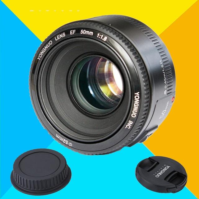 Yongnuo yn50mm F1.8 AF Large Aperture Auto Focus Lens MF YN 50MM for Nikon d7100 d3100 d5300 d7000 d90 d5200 ,50mm f1.8 lens
