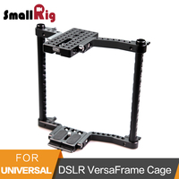 SmallRig Universal Camera VersaFrame Cage For Canon/Nikon/Sony/Panasonic GH3/GH4/Fujifilm DSLR Cameras With Battery Grip 1750