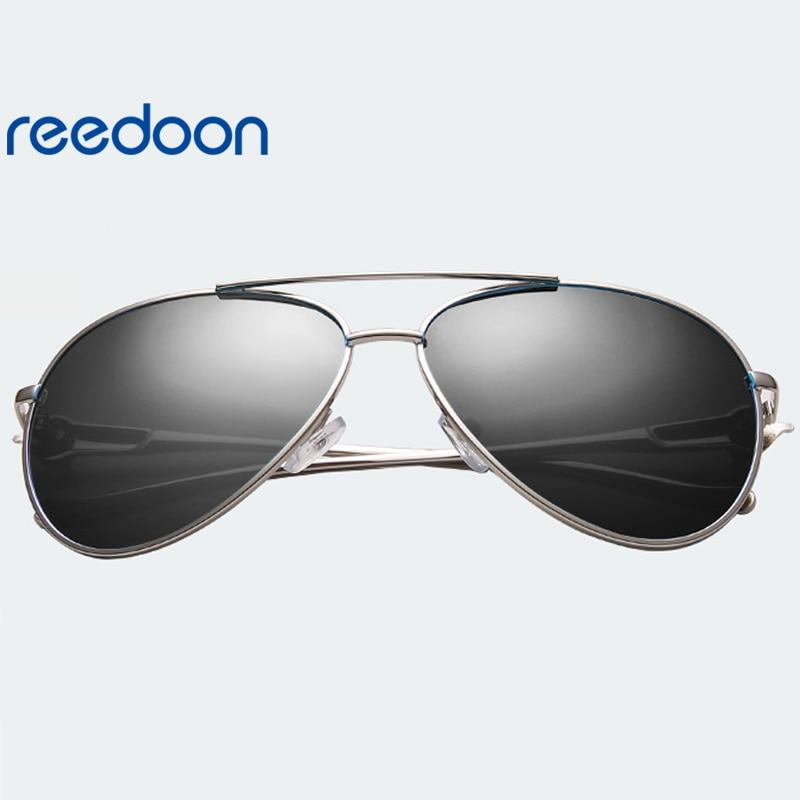 2016 marca ReeDoon polarização óculos de sol estilo verão quadro - Acessórios de vestuário - Foto 4