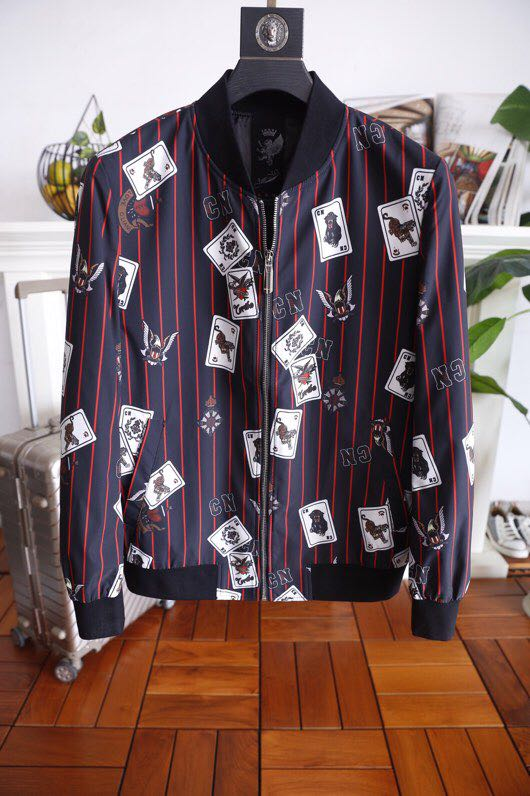 2018 new High Quality fashion Coats Jackets Runway Summer man Brand Luxury font b Men s