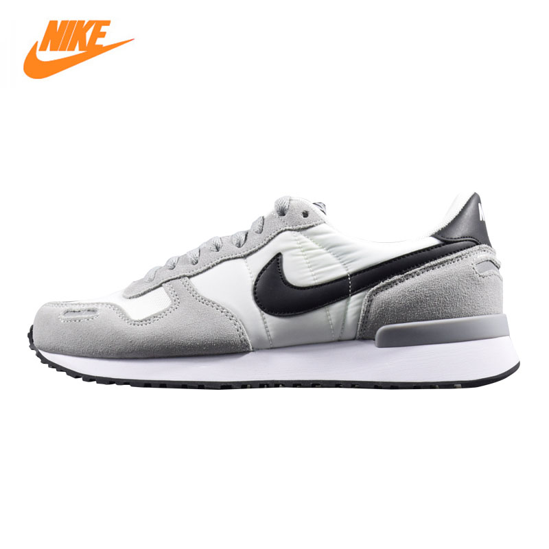 Nike AIR VRTX Men's Running Shoes,Original Sports Outdoor Sneakers Shoes, Gray, Breathable Non-slip Lightweight 903896 003 mulinsen men s running shoes blue black red gray outdoor running sport shoes breathable non slip sport sneakers 270235