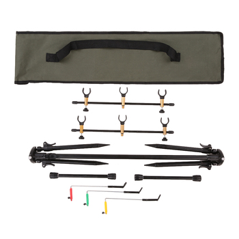 Awesome No1 Retractable Carp Fishing Rod Pod Stand Fishing Rods cb5feb1b7314637725a2e7: size 1 size 2 size 3 size 4