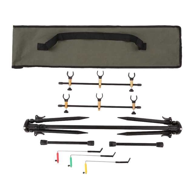 Awesome No1 Retractable Carp Fishing Rod Pod Stand Fishing Rods cb5feb1b7314637725a2e7: size 1|size 2|size 3|size 4