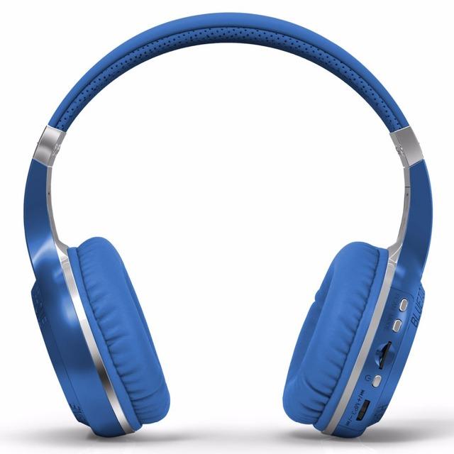 Bluedio h + (shooting brake) bt bluetooth 4.1 estéreo fones de ouvido bluetooth sem fio fone de ouvido rádio fm cartão sd solut para chamadas