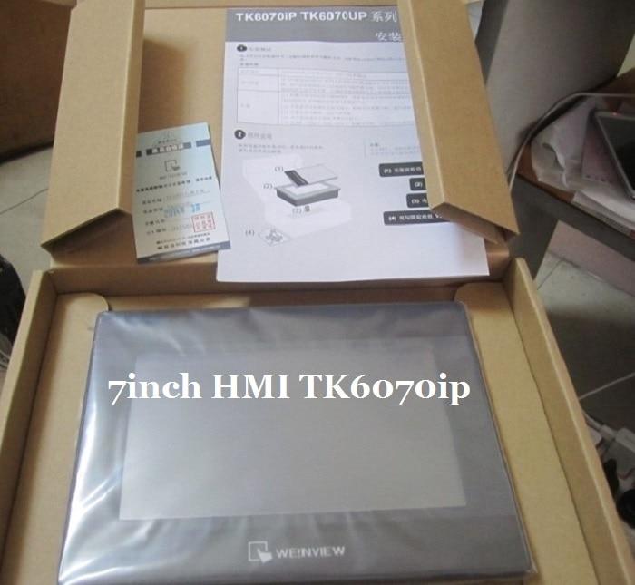 TK6071iP 7TFT 800*480 replace Weinview TK6070iP HMI tk6071iq weinview hmi 7 tft 800 480 usb hostreplace tk6070iq
