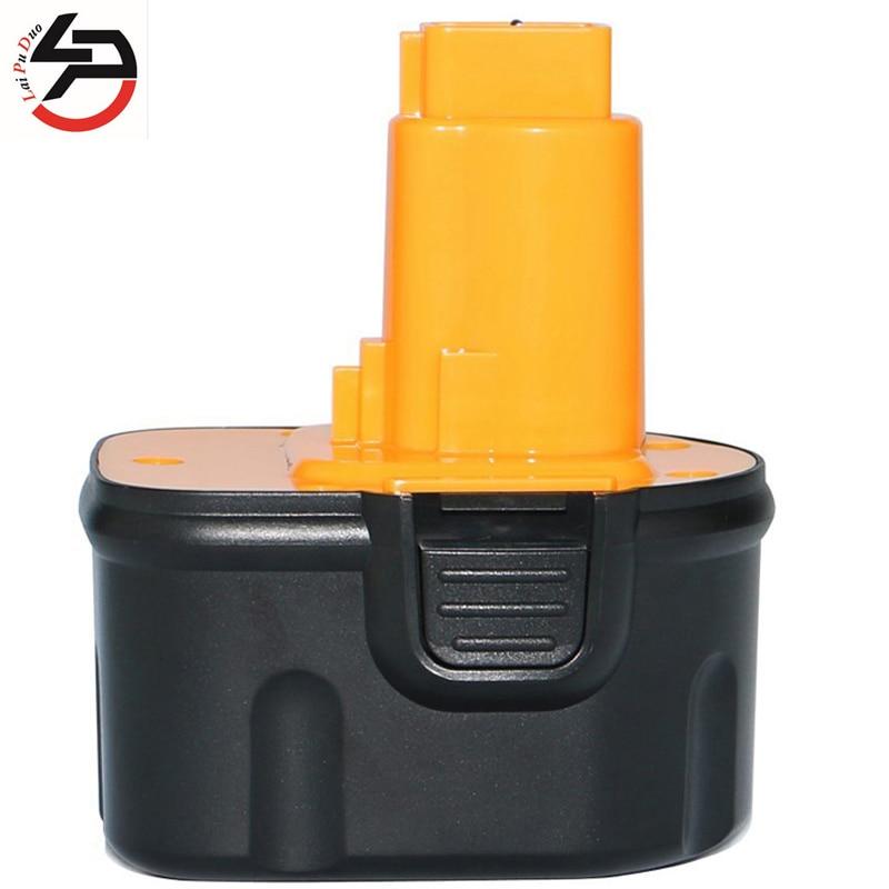 12V 2000mAh Tool Battery For Dewalt DE9074 DC9071 DE9037 DE9071 DE9075 DW9071 DW9072 DW9074 DC727 DC756 DC980 DC981 DW051