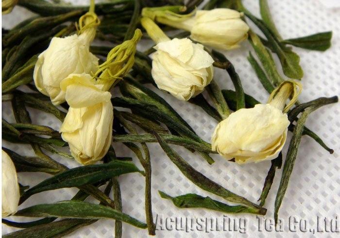 500g/1lb Premium Jasmine Huoshan Huangya, Good Quality Green Tea,A3CLF02M, Free Shipping 500g jasmine pearl tea fragrance green tea free shipping