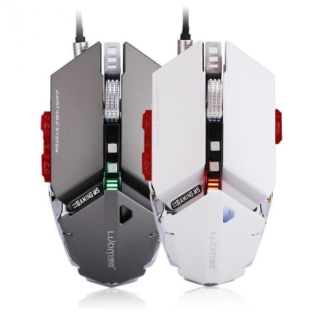 Universal Gaming Macro Gaming Muis Max 4000 DPI Resolutie USB ...