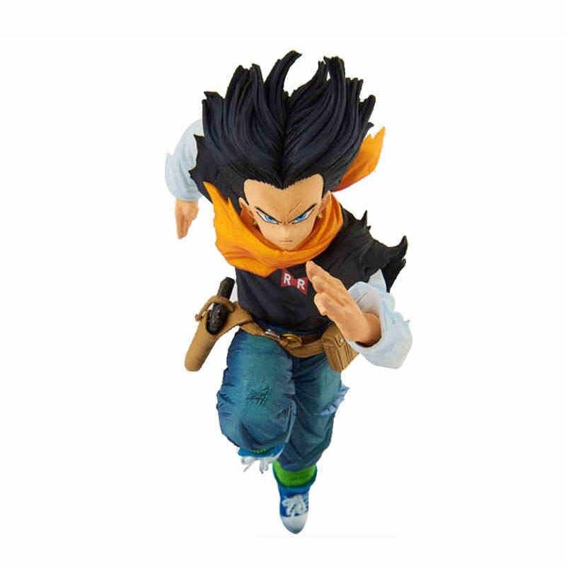 2019 аниме Dragon Ball Z Супер Бог Сон Гоку Веджета супер сайян синий Vegetto Android 17 ПВХ фигурку Celloction модель игрушечные лошадки