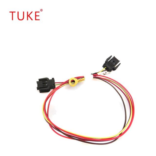 TUKE A STYLE Car Trunk Door Warning Light Plug Wiring Harness Fit Q3 ...