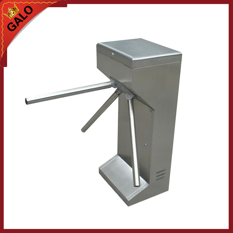 Automatic Tripod Turnstile , high quality arm turnstile, 304 SU barrier turnstile RFID Tripod Turnstile Access control syste access control system factory price vertical semi automatic tripod turnstile gate