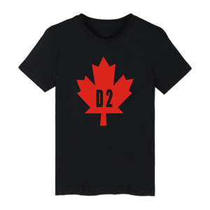 New Summer Canada Maple Leaf T-shirts Fashion Hip Hop Men Women T Shirts Casual Tee Shirt Short Sleeve Sport T-shirt Clothes Top(China)