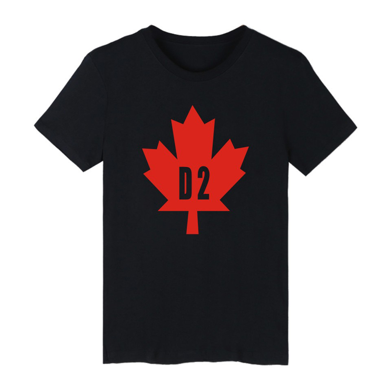 New Summer Canada Maple Leaf   T  -  shirts   Fashion Hip Hop Men Women   T     Shirts   Casual Tee   Shirt   Short Sleeve Sport   T  -  shirt   Clothes Top
