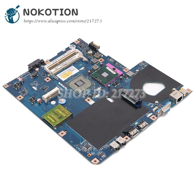 NOKOTION Laptop Moederbord Voor Acer aspire 5332 5732z MAIN BOARD MBPPB02001 NAWF3 LA 4854P GL40 DDR3 Gratis cpu-in Moederborden van Computer & Kantoor op AliExpress - 11.11_Dubbel 11Vrijgezellendag 1