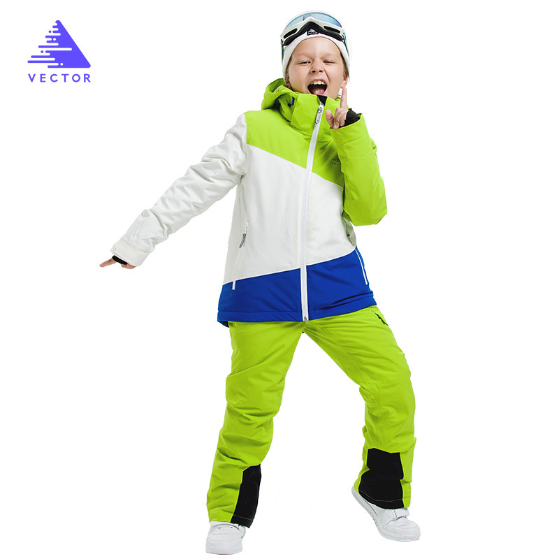 Kids Winter Ski Sets Children Snow Suit Coats Ski Suit Outdoor Gilr/Boy Skiing Snowboarding Clothing Waterproof Jacket + PantsKids Winter Ski Sets Children Snow Suit Coats Ski Suit Outdoor Gilr/Boy Skiing Snowboarding Clothing Waterproof Jacket + Pants