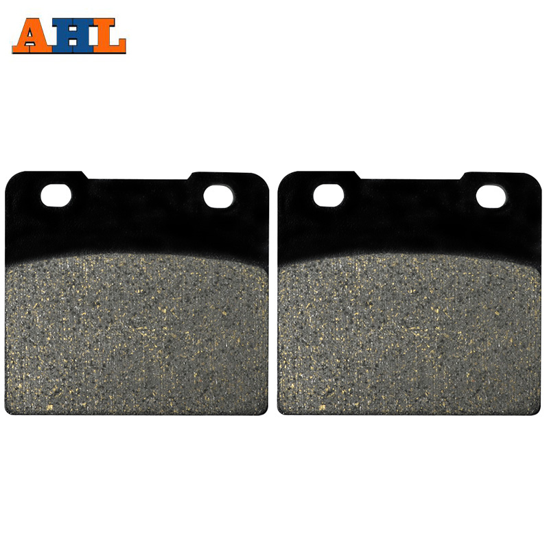 AHL Motorcycle Parts Front & Rear Brake Pads For SUZUKI GSX1100 EFE EFF ESF 1984-1986 GV1400 GDG GTG Cavalcade VS1400 <font><b>VL1500</b></font> image