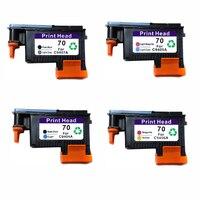 Einkshop 70 Substituição Da Cabeça de Impressão Para HP 70 Para DesignJet Z2100 Z3100 Z5200 Z3200 Cabeçote C9404A C9407A C9406A C9405A