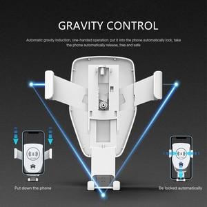 Image 3 - Soporte de montaje para teléfono móvil, cargador de coche 360, soporte magnético para teléfono Iphone, Samsung S10 Plus, teléfono Xiaomi, ventilación de aire