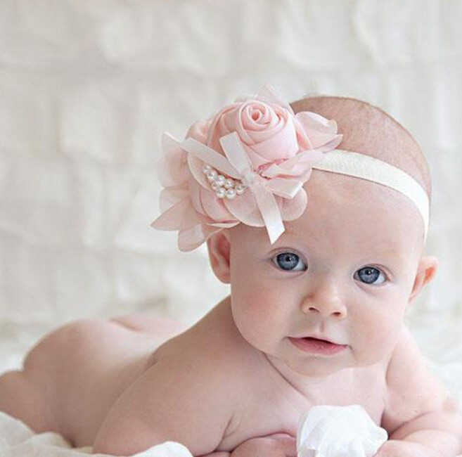 Aksesoris Rambut Hairbands Untuk Bayi Perempuan