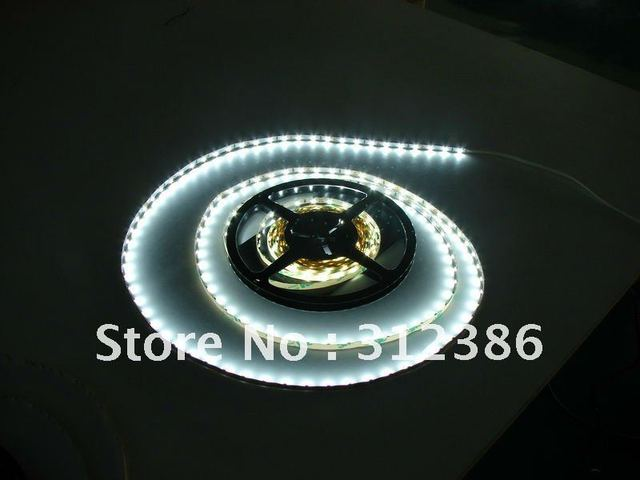 free shipping -Low price- Top quality  SMD3528 LED Strip Lighting 60LEDs/M  led lamp ,flexible led strip  warm whtie