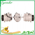 Компрессор охлаждения системы кондиционирования переменного тока насос для MERCEDES-BENZ CLK200 C209 A209 CGI CLC-CLASS CL203 CLC180 Kompressor 447190-9677