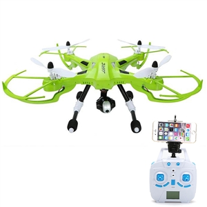JJRC H26W WIFI FPV With 0.3MP Camera One Key Return RC Quadcopter RTF 2.4GHz jjr c jjrc h43wh h43 selfie elfie wifi fpv with hd camera altitude hold headless mode foldable arm rc quadcopter drone h37 mini