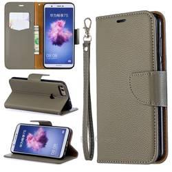 Для huawei P Smart PSmart FIG-LX1 FIG-L21 рис L21 LX1 Чехол-бумажник из искусственной кожи чехол для huawei P Smart чехол 5,65 дюймов Funda