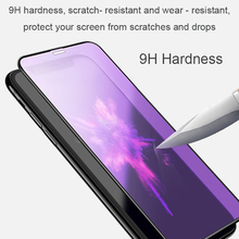 HOCO 3D Tempered Glass Screen Protector for iPhone X, Xs, Xr, XsMax