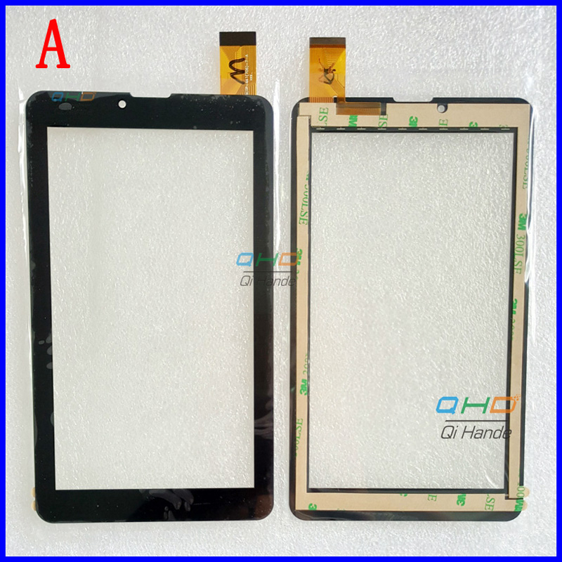 2PCS/LOT New For 7 Inch RoverPad Sky Glory S7 3G Touch Screen Digitizer Sensor Tablet PC Replacement Front Panel High Quality