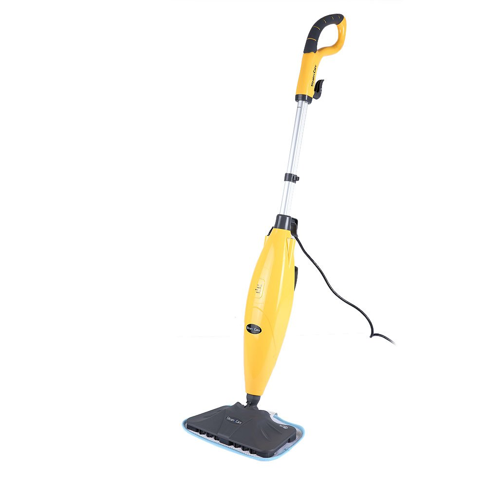 S Yellow Household Steam Cleaner For All Floor Kitchen Carpet - Cheap floor steam cleaners
