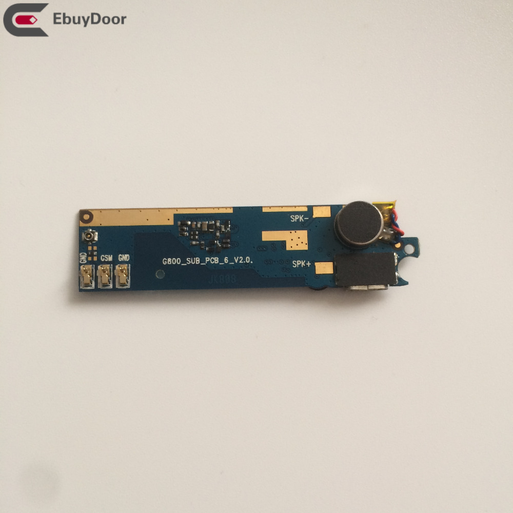 USB Plug Charge Board + Vibration Motor Used Repair Replacement <font><b>Accessories</b></font> For Cubot Ones <font><b>Smartphone</b></font> Free Shipping