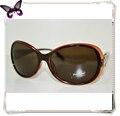 Thick Edges brown sunglasses polarized women SOLNECHNYYe OCHKI GAFAS DE SOL LUNETTES DE SOLEIL BRYLE SOLBRILLER OCULOS DE SOL