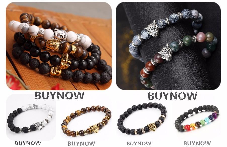 Stone Bracelets
