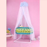 Brand New Baby Electrical Cradle Baby Electric Swing With Mosquito Net