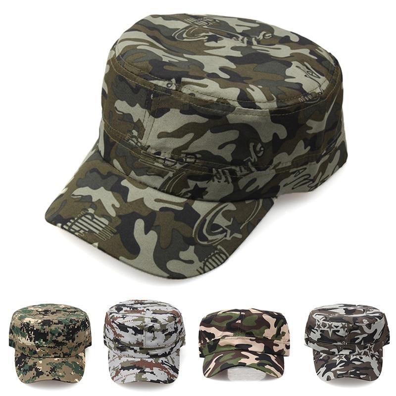 2019 Camouflage Baseball Cap Men/Tactical US Army/Marines/Navy/Cap Trucker Flat Caps Men Baseball Camo Cap Bones Snapback Gorras