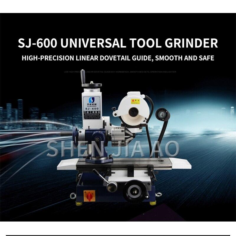 1PC narzędzie do szlifowania SJ-600 narzędzie do toczenia frez szlifowania pulpitu maszyny tokarka szlifierka 110/220/380V